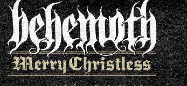 BEHEMOTH: Merry Christless 2018 – Batushka, Bölzer, Imperator, Untervoid –  16.12.2018, Wroclaw, A2