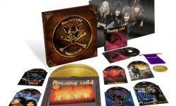 "News –      Fwd: RUNNING WILD: ""Pieces Of Eight"" Limited Edition Boxset – Singles, Live und Raritäten 1984 – 1994 von BMG/Noise!"