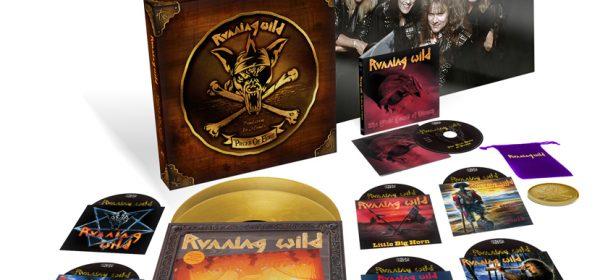 """News –      Fwd: RUNNING WILD: """"Pieces Of Eight"""" Limited Edition Boxset – Singles, Live und Raritäten 1984 – 1994 von BMG/Noise!"""