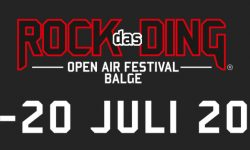 """News: Open Air Festival in Balge """"Rock das Ding 2019"""" an zwei Tagen!!!"""