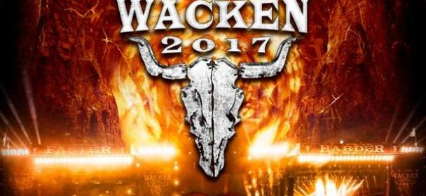 Live At Wacken 2017 (D) – 28 Years Louder Than Hell