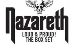 "News – 50 Jahre NAZARETH: ""Loud & Proud! The Box Set"""