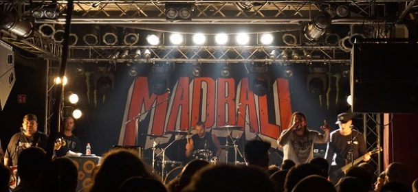 Live Review: MADBALL, SIBERIAN MEAT GRINDER, WISDOM IN CHAINS – 03.08.2018, Rostock, Mau