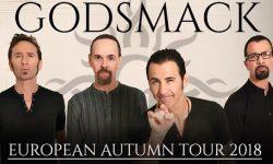 News: Godsmack-Tour 2018 wurde auf unbestimmte Zeit verschoben!!!