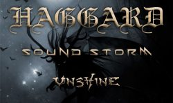 "News: Haggard + Sound Storm + Unshine ""BARDS OF SYMPHONY AND METAL""-Tour 2018"