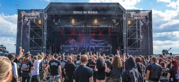 Party.San Open Air 2018 – Schlotheim – 09.08. – 11.08.2018