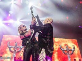 Judas Priest und Support Uriah Heep, 08.08.2018, Dortmund Westfalenhalle