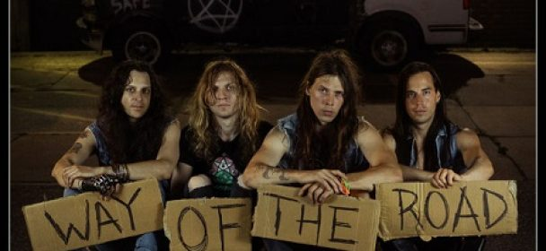 "News: SKULL FIST – ""Way Of The Road""  new video online"