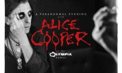 ALICE COOPER (USA) – A Paranormal Evening With Alice Cooper At The Olympia / Paris
