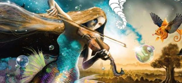 Ally The Fiddle (D) – Up