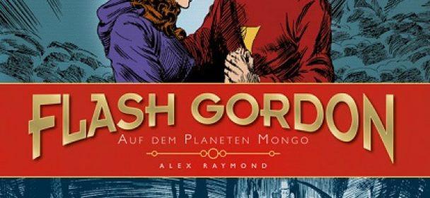 """FLASH GORDON – """"Auf dem Planeten Mongo"""" (Buch) Band 1"""