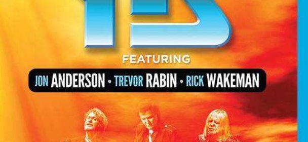Yes Featuring Jon Anderson, Trevor Rabin, Rick Wakeman (GB) – Live At The Apollo