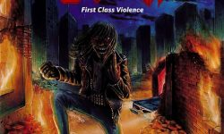 "DARKNESS – ""First Class Violence"""