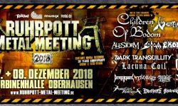 Vorbericht: Ruhrpott Metal Meeting 2018