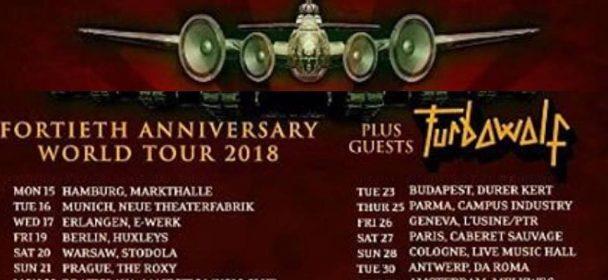 NEWS: Turbowolf auf Tour mit Killing Joke!