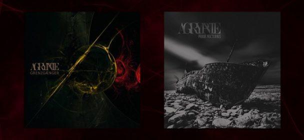 """News: AGRYPNIE """"Grenzgaenger"""" Trailer + Tour im Oktober!"""