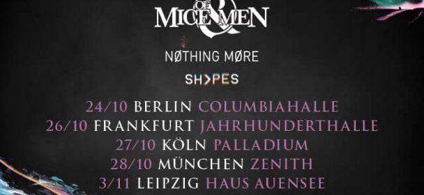 Vorbericht: Bullet For My Valentine im Herbst 2018 auf Tour