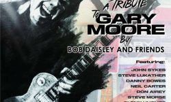 Bob Daisley And Friends (GB) – Moore Blues For Gary: A Tribute To Gary Moore