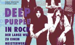 """News: """"Deep Purple In Rock – – Der lange Weg zu einem Meisterwerk"""" das Buch zum Jubiläum"""