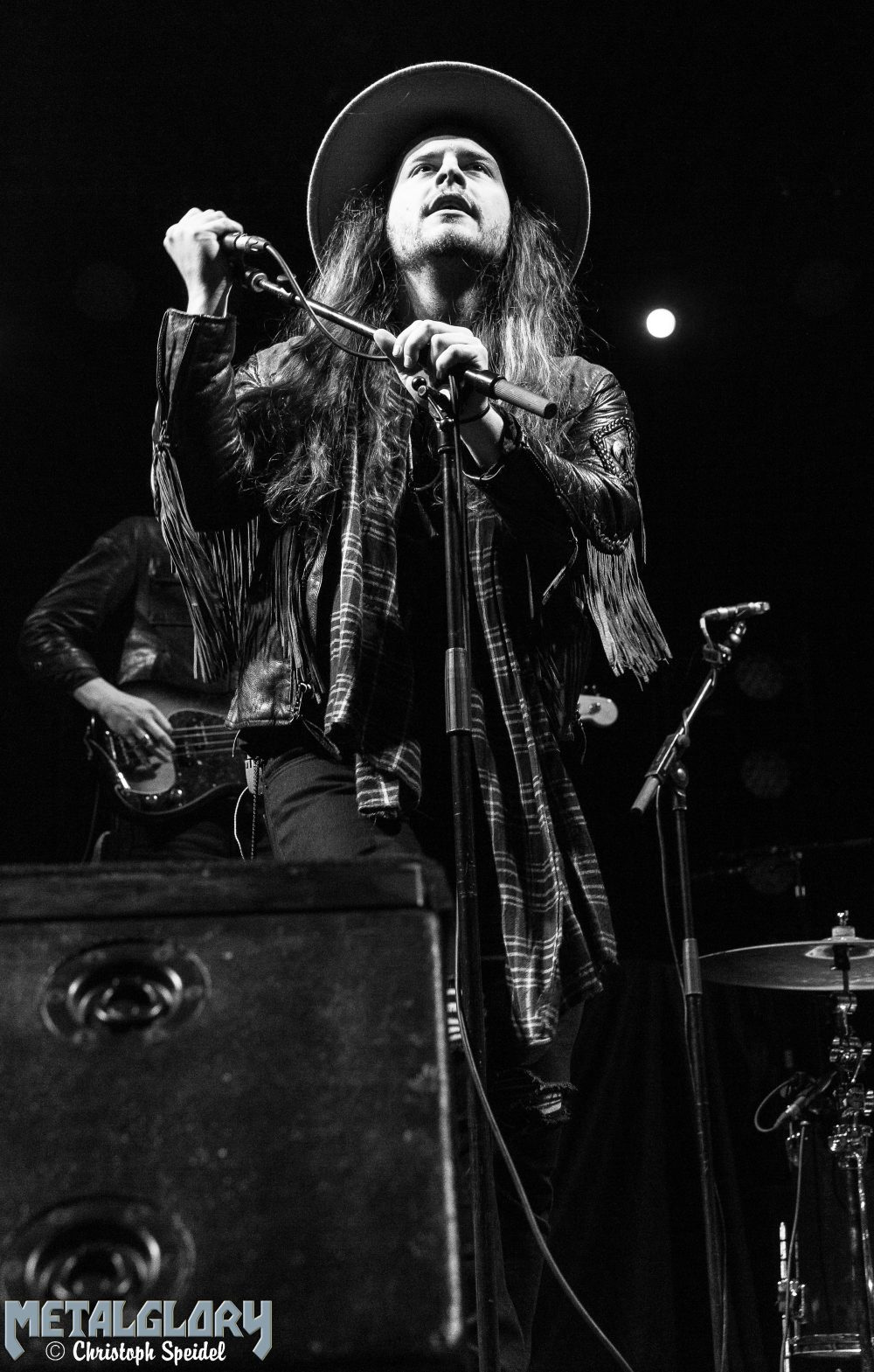 Greta Van Fleet, Support Goodbye June, 30.10.2018, Sporthalle Hamburg