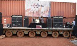 News: rekkorder legen Live-Clip vom Mali-Trip nach