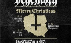 Vorbericht: MERRY CHRISTLESS-Tour 2018: BEHEMOTH, Imperator, Bölzer, Batushka, Untervoid vom 14.-16.12.