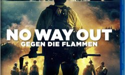 No Way Out – Gegen die Flammen (Blu-ray)