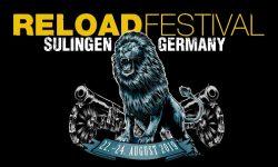 News: Reload Festival 2019 vom 22. – 24.08.2019 – die ersten Bands