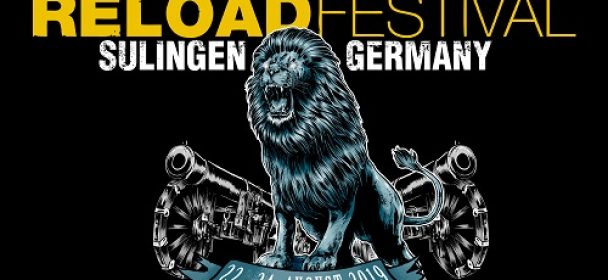 News: RELOAD Festival 2019 –  Running Order steht fest!