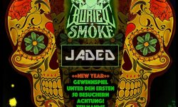 News: Every Rock Hard Between The Years / Next Station: Hannover, 29.12.2018 – Buried In Smoke & Jaded