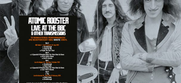 Atomic Rooster (UK) – On Air – Live At The BBC & Other Transmissions