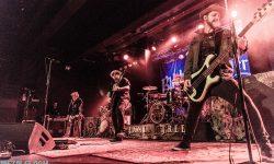 """Black Stone Cherry """"Family Tree Winter Tour 2018"""" – Hamburg, Große Freiheit 36 – 19.11.2018 / Support: Monster Truck"""