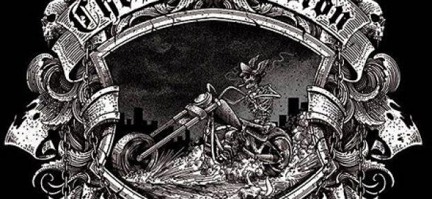 News: CHROME DIVISION – verkünden Europatour und zeigen zweiten Albumtrailer!