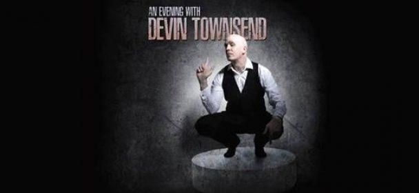 News: Devin Townsend am 10.04.2019 in Hamburg, Gruenspan