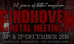News: Eindhoven Metal Meeting 2018: running order !!!