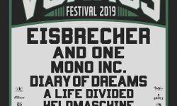 News: Eisbrecher – 7.9. Neu-Ulm, Radiopharmarena – VKV Festival – Line Up komplett