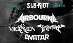 News: ELB-RIOT FESTIVAL 2019 & HAMMABURG 2019 – die ersten Bands stehen fest!