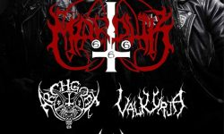 News: MARDUK / ARCHGOAT / VALKYRJA / ATTIC am 16.12.18 in Bad Oeynhausen