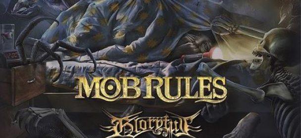 News: MOB RULES gehen mit BRAINSTORM im Januar 2019 auf Tour!