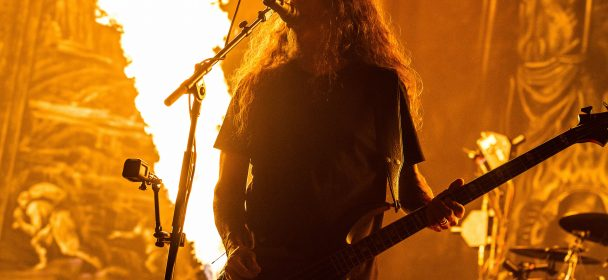 News: SLAYER – enthüllen Showopener 'Repentless'!