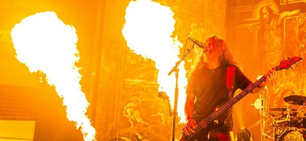 News: SLAYER – kündigen »The Final Campaign« USA an!