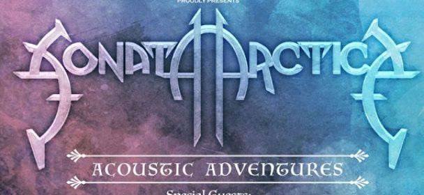 News: SONATA ARCTICA – kündigen Tournee an!