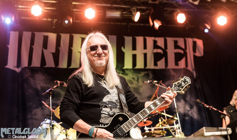 Uriah Heep & The Zombies, 15.11.2018, Hannover, Capitol