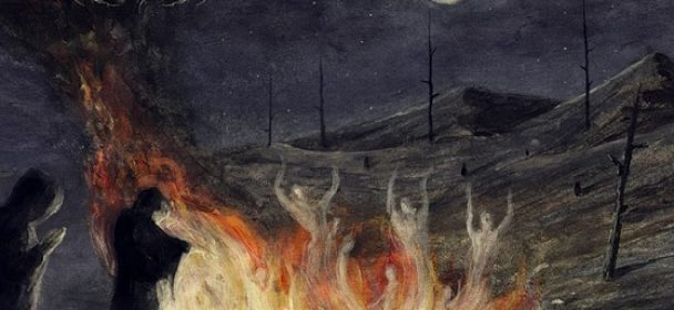 """DALKHU – """"Lamentation And Ardent Fire"""""""
