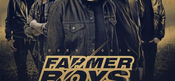 Live Review: FARMER BOYS, 01.12.2018 FFM / Das Bett