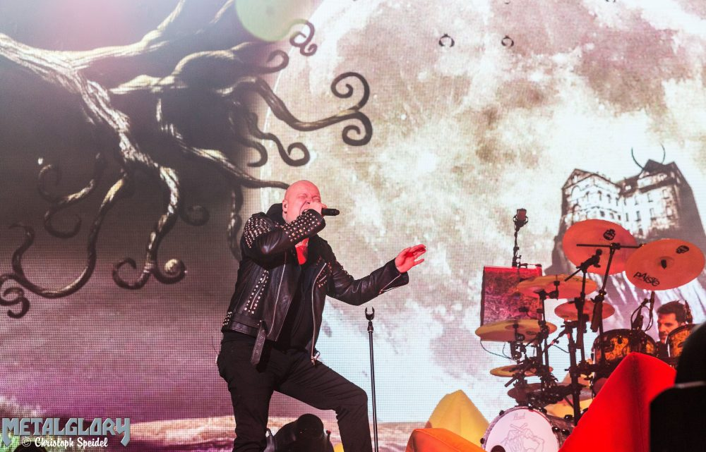 "Helloween ""Pumpkins United World Tour 2017/2018"", Final Show, 22.12.2018, Sporthalle Hamburg"