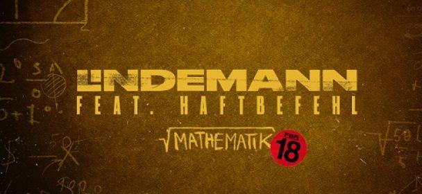 """News: LINDEMANN – neuer Clip zu """"Mathematik"""" feat. Haftbefehl ist online!"""
