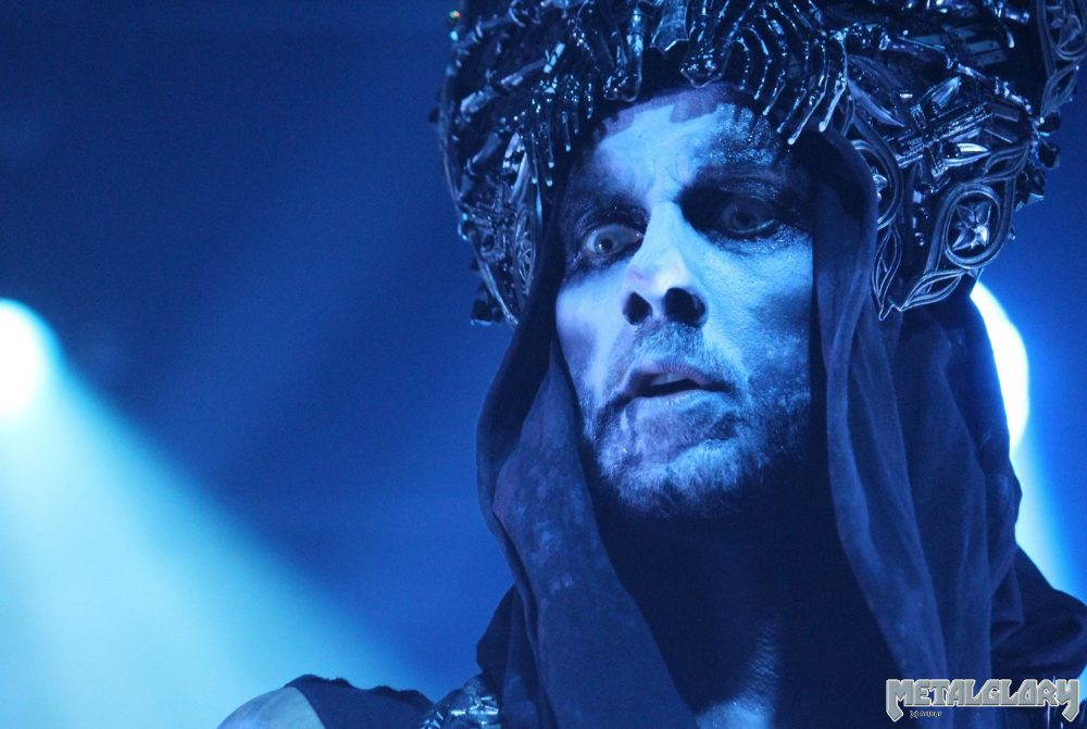 MERRY CHRISTLESS 2018: BEHEMOTH, Batushka, Bölzer, Imperator, Untervoid in Breslau, 16.12.2018
