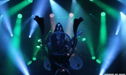 Ecclesia Diabolica Evropa 2019 e.v.-Tour: BEHEMOTH, AT THE GATES- Hamburg, 01.02.2019