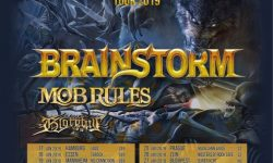 News MOB RULES Tour mit Brainstorm in 2019